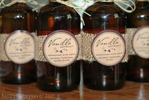 Homemade products / by Danette Stover Miller