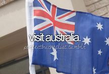 australian bucket list. ♡ / AUSTRALIA ;  plan on studying abroad and living on this beautiful piece of heaven. / by jenna