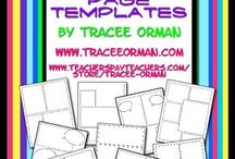 Templates and forms / by Terri Stastny