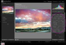 Adobe Lightroom Tips / by Chef Thomas Minchella