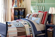 Ideas for the Kids' Bedrooms / by Jessica Powell