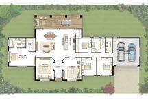 House Plans / by Stephanie Packer-Henderson