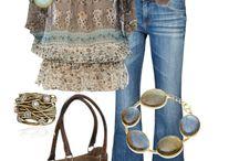 Styles I like / by Danielle Fillion