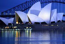Australia!! ✈ / I'm going to go back one day :) / by Ebony McSwain