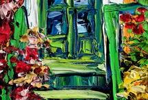 El Impresionismo / Impresiones de mi. / by Hugh Cooper