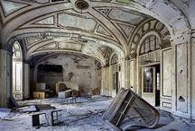 Hauntingly beautiful or Hauntingly creepy places / by Kat