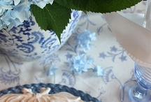 Blue & Blue White Love / by Michelle Youngblood