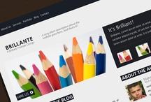 Web Design Photoshop Tutorials / by allXnet allxnet