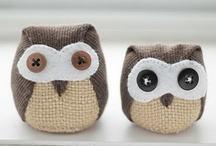 Owlets & foxes / by Hannah Waldram