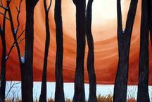 Paint = Canvas Inspiration / by Renee Watts