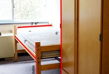 Room Dimensions / by University of Idaho Housing