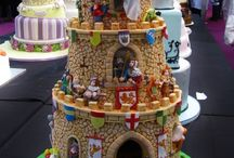 Cakes / by Tracy Chase-Bradley
