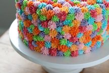 Cake Decoration / by Allison Knight