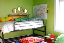 Kids' Bedrooms / by Emily Blank