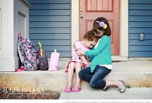 Back to School Photo Ideas / Capture school memories with these great photography ideas! / by I Heart Faces | Photography