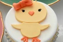 CAKES & CUPCAKES / by Katina Burdsall