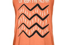 Omega Phi Alpha / Sorority stuff! / by Emily Gutman