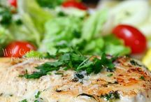 Chicken inspirations / Great chicken recipes from our friends around Pinterest. / by Canadian Chicken
