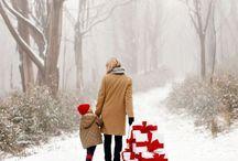 Family Christmas Portraits / by Cathye Bordwell
