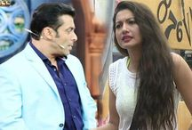 Did Salman avoid Kushal and Gauahar at his bash? / by Current Newsof India