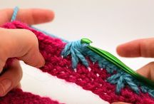 the world of CROCHET / by Natalie