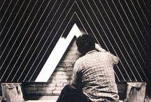 Frank Stella / by Angie Jones