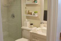 Home ideas / bathrooms / by Marnie Wilburn