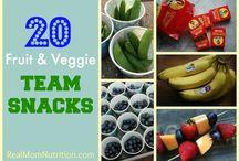 Healthy Sports Snacks / by School Bites