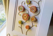 Quilling ideas  / by Ashley Bridges