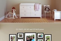 Decorating ideas / by Christina Ratterman-Kinzer