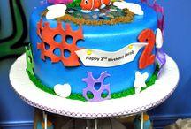 Ian's 1st Birthday / by Heather Meyer
