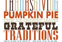 thanksgiving / by Rachel Frakes
