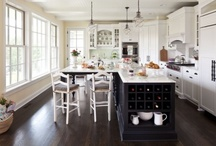 Kitchens and Dining Rooms / by Lisa Milam