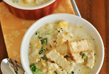 Soups <3 / by Damaris P