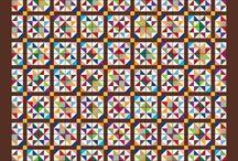 Quilts: Quiltville; Bonnie Hunter Design / by Carmen Martinez