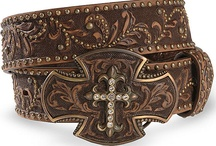 Tooled leather / by Alan Mary Smith
