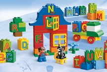 LEGO DUPLO Pin & Win House Party Contest / by BillandRhonda Miller