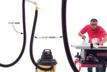 DIY - Garage & Plumbing / by Pauli Sweigart