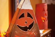 Spooktacular Decor / With Halloween quickly coming up, it's the perfect time to create that fun and frightful atmosphere in your home! Check out some of our new haunted Halloween decor and be ready to spook some trick-or-treat-ers!  / by Kirkland's Home Décor & Gifts