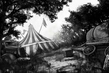 Life is a (creepy) circus / by Alienkid