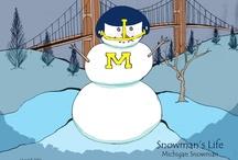 Snowman's Life / by John Contois
