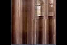 Architecture - wood / by aTELIER aLETHES
