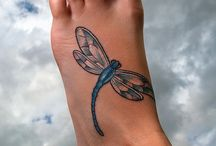 Tattoos / by Jackie Willey Sloan