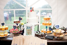 Dessert/Sweet Tables / by Dayna Richardson