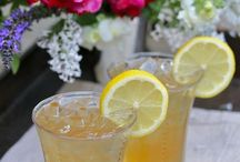 Drinks / by Deborah Lewis