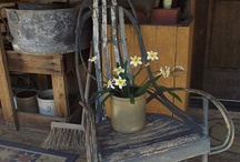 Primitive Spring / by Early American Home