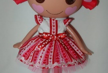 Lalaloopsy dolls / by Kristine Lingard
