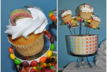 Cupcakes / by Amy {fun-baby-shower-ideas.com}