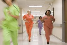 We <3 Nurses! / by Therafit Shoe