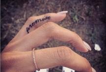 Tattoos / by Megan Kephart